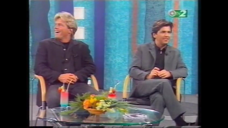 Modern Talking - Interview (TV2, Magyarország, 1998)