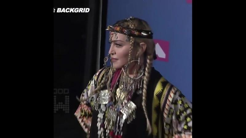 Madonna Vma 2018 Red carpet.mp4