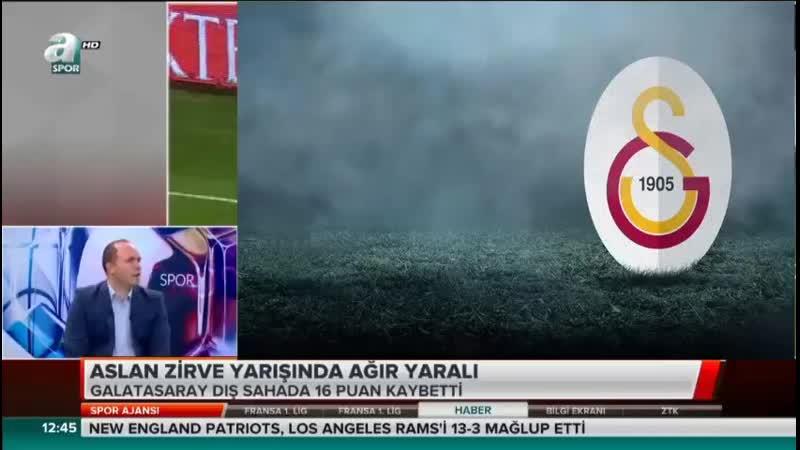 Galatasaray Gündemi - Savaş Çorlu ve Serdar Sarıdağ Yolrumları - Spor Ajansı 4 Şubat