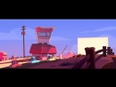 CGI Animated Short Film Howard's Drive in Theater by Samantha Alarcon Jennifer Said CGMeetup