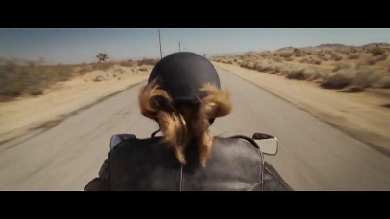 Captain Marvel Im Only Happy When it Rains Scene (HD)   Carol Bike Scene
