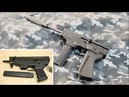 Стреляем ОЧЕРЕДЬЮ ИЗ ПНЕВМАТИКИ Пневматический пистолет пулемет Ти Рэкс ПП КЕДР Обзор тест