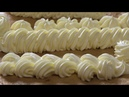ЗАВАРНОЙ СМЕТАННЫЙ КРЕМ Крем из доступных продуктов для тортов и пирожных