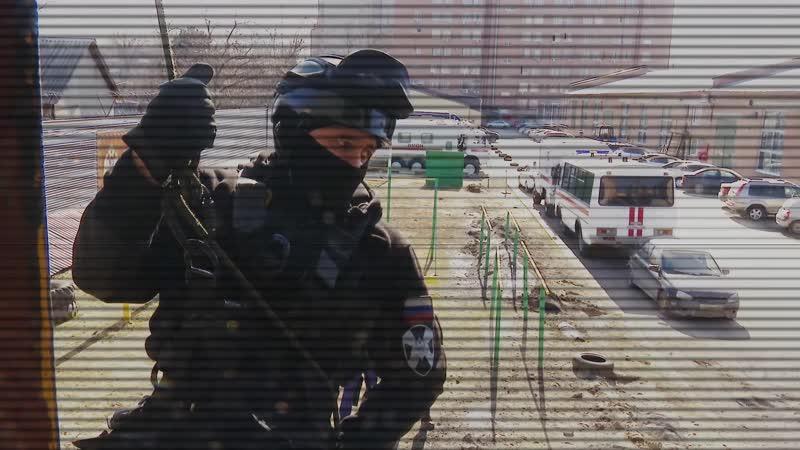 Сюжет ТРК ДОН 24 о бойцах высотниках ростовского ОМОН