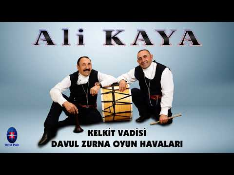 Ali Kaya - Refahiye Beyleri / Davul Zurna Düğün Halay (OYUN HAVALARI)