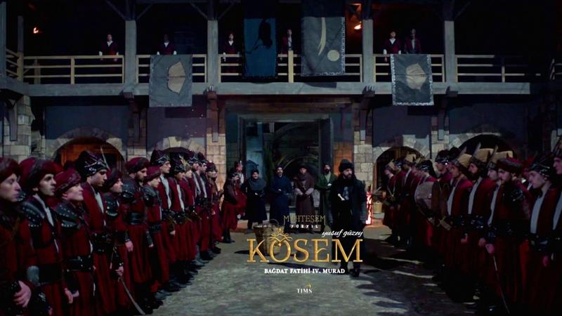 Bağdat Fatihi IV.Murad Müzikleri - Kılıç Al Kan (Janissary Song 3)