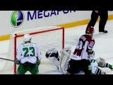 Лучшие сэйвы регулярного сезона КХЛ 2012-2013 / KHL Top-10 saves of the regular season