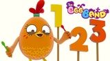 Five Little Ducks Counting Song and Number Song from the Egg Band