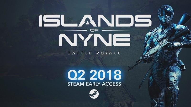 Islands of Nyne Early Access Teaser