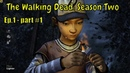 The Walking Dead: Season Two 🤵🧛 '' All that remains '' 🤵🧛 Ep.1 - part 1