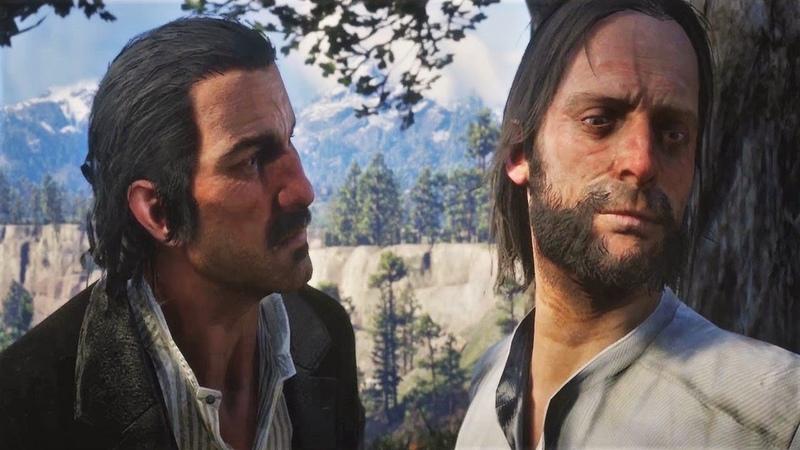 Red Dead Redemption 2 Киран раскрывает местонахождение банды О'Дрисколла Визит вежливости