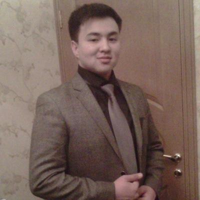 Мекан Сарыев, 21 октября 1988, Москва, id217632307
