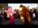 Маша и Медведь  Убойная лезгинка