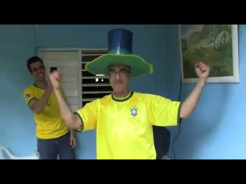 Torcida do Brasil em Cuba