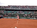 2014 ROLAND GARROS Maria Sharapova vs Ksenia Pervak Amazing Point