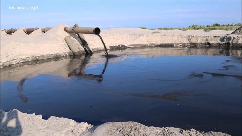 Urząd Morski o polu błota: Nie jest żadnym zagrożeniem ekologicznym (Official Video)