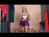 Millie Rose - Flirty Cheerleader