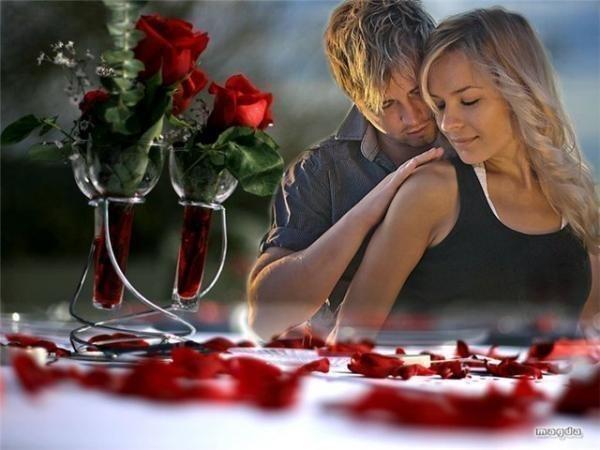 Картинки открытки о любви мужчины и женщины