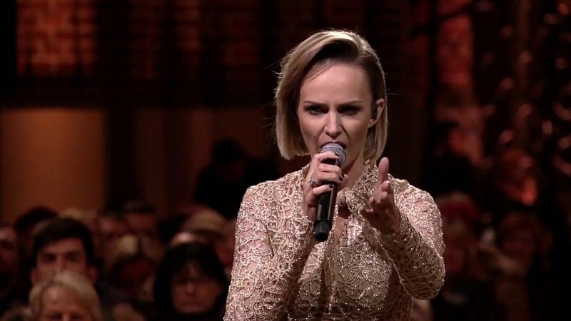Kasia Stankiewicz Najświętsza Panienka Po Świecie Chodziła Wielkie Kolędowanie z Polsatem 2016