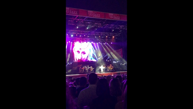 Концерт Рикки Мартина
