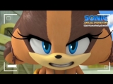 Sonic Boom/Соник Бум - 2 сезон - 03 серия - Борьба за правду