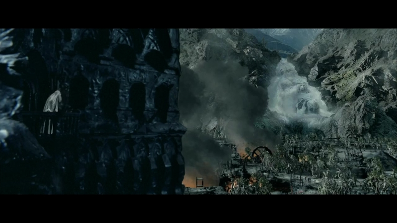 Падение Изенгарда