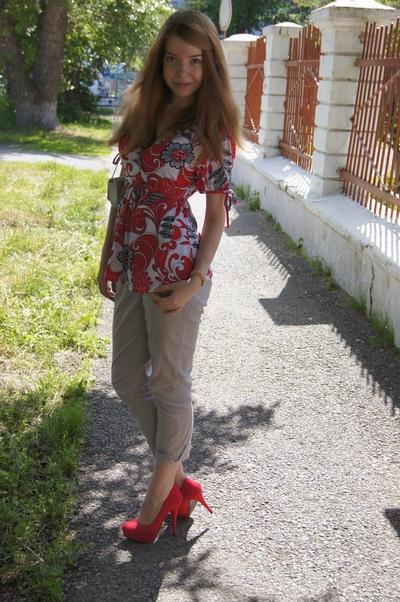 Виктория Ерисова, 14 июня , Ачинск, id61375121