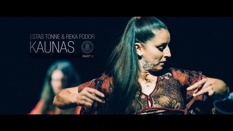 Estas Tonne Reka Fodor @ VDU Kaunas 2014 [HD] Part II
