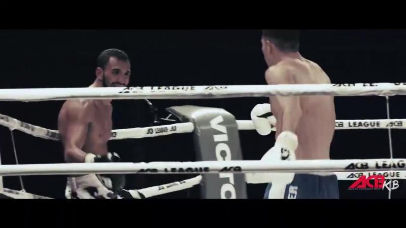 Лучшие моменты поединка Чингиз Аллазов vs Мохаммед Хендуф который состоялся в рамках турнира ACB KB 9 Showdown in Paris