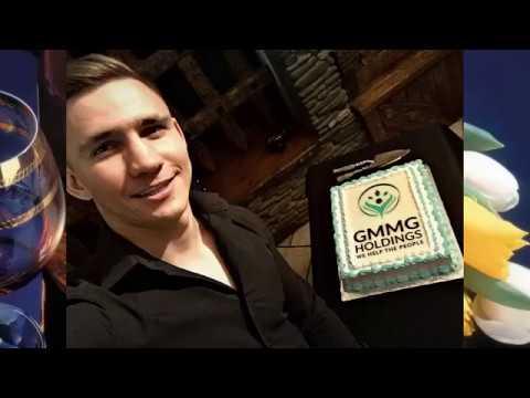 Артем Кабанов Основатель холдинга GMMG Поздравление с Днём Рождения