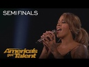 Glennis Grace: Singer Performs Powerful This Woman's Work - America's Got Talent 2018