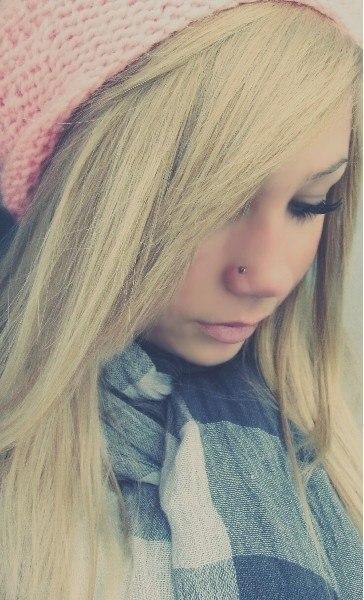 Блондинки на аву - m