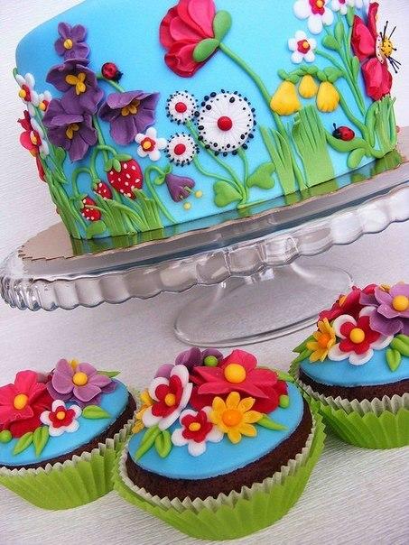 Красивые и вкусные торты на заказ updated