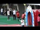 宇野兄弟のボール回しの様子を少し - 2人してボールをダッと追う姿がいぬっころのようでかわいい - grampus 宇野昌磨