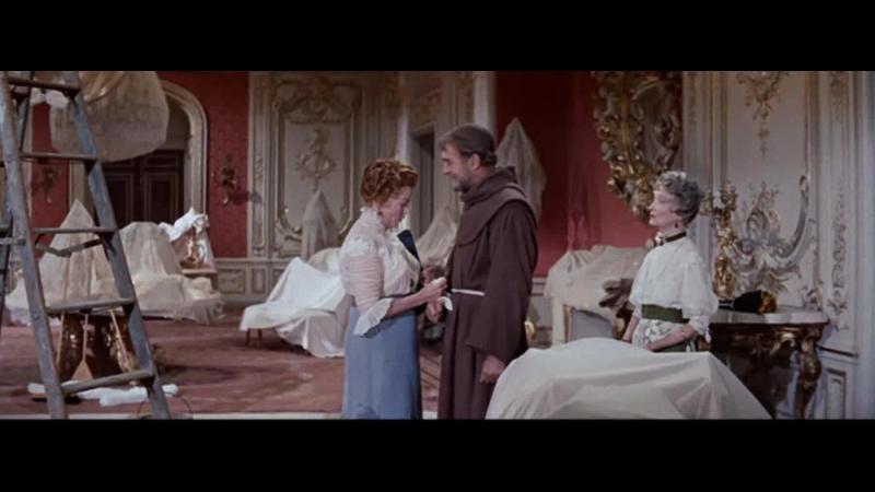 ЛЕБЕДЬ (1956) - мелодрама, трагикомедия. Чарльз Видор 720p