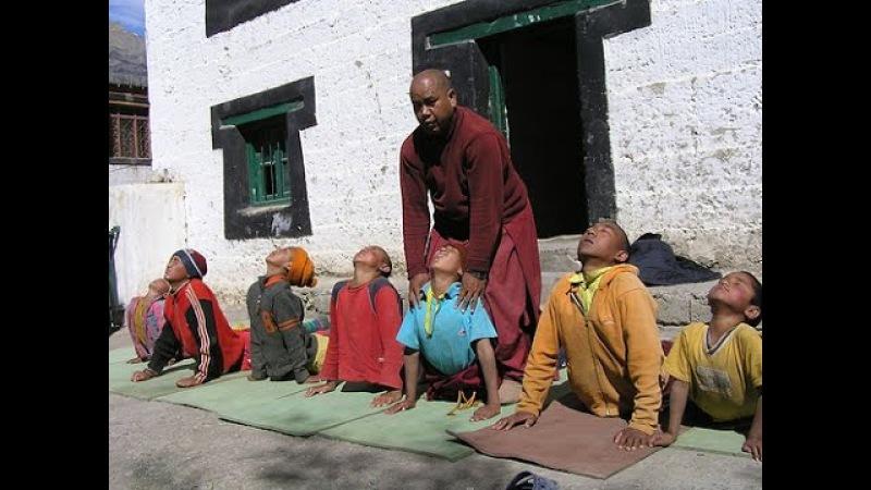 Тибет Секретные практики и сверх возможности организма Секретные материалы