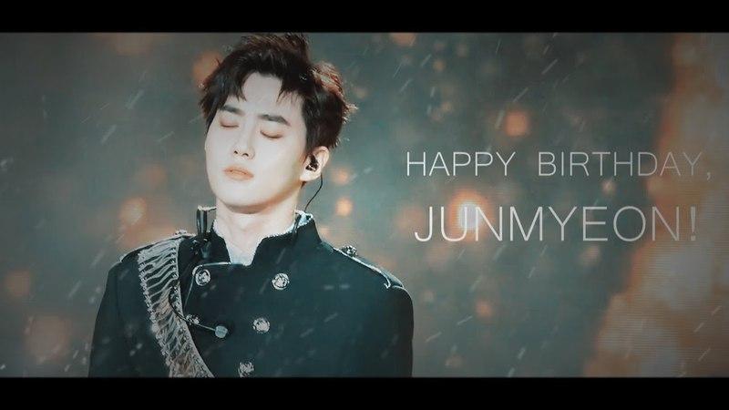 180522 ❃ HAPPY BIRTHDAY, KIM JUNMYEON!