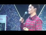 140412 EXO- CHEN vs LAY TalkGame 'Hello' @ Greeting Party in Japan second day - part2
