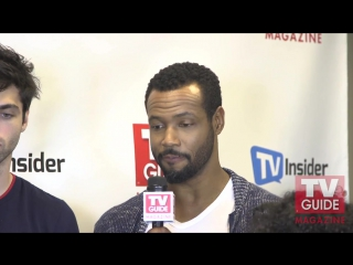 Catching Up with the Cast of Shadowhunters at NYCC