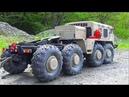 Big RC Vehicles at work! Strong rc trucks! Big construction vehicles! Cool toys for boys