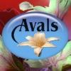 #Avals Бельё из шёлка, трикотажа и шифона