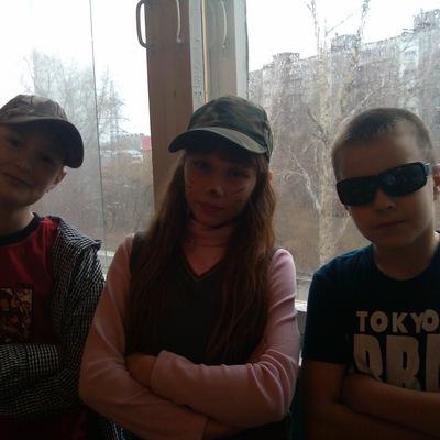 Алиса Митюшина, 6 декабря , Новосибирск, id126054119