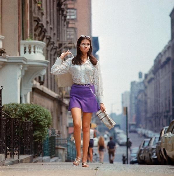 Подборка фотографий Жители Нью-Йорка.Времена хиппи.1969г.