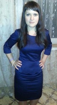 Ольга Кирилец, 20 ноября 1990, Красноярск, id19857571