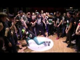 Battle 0,33 KRUMP FINAL Ершова Саша, Qween H.I.T Monster VS Lil H.I.T Monster 01