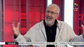 Borón: EE.UU. quiere regresar a AL al tiempo pre Revolución Cubana