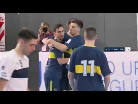 LNFA2018 - Resumen Grupo A - Fecha 1 - Fase Final - Ushuaia