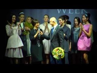 Erika Snegina/Rosy Cafaro Estet Fashion week Russia. Я на 0.35 и 2.25