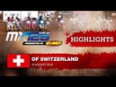 EMX125 Presented by FMF Racing Race1 Highlights - Round of Switzerland motocross