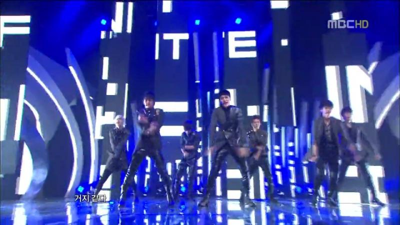 110205   Infinite - BTD   Music Core